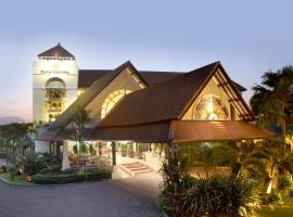 Hotel Santika Cirebon, Чиребон (рядом с городом Indramayu)