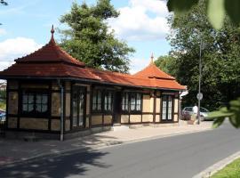 Pavillon an der Ilm, Ilmenau (Neuhaus yakınında)