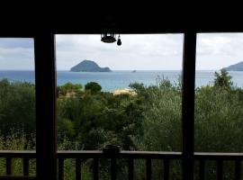 Villa Anta house by the sea