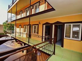 Гостиница Кипр Геленджик