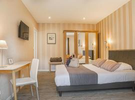 Hôtel & Spa Le Petit Castel Beuzeville-Honfleur