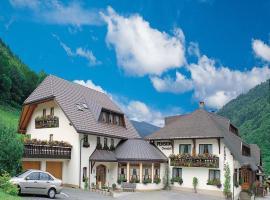 Hotel Pension Obergfell, Brandenberg