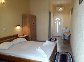 Hotel Kamari, Миртеа (рядом с городом Telendos)