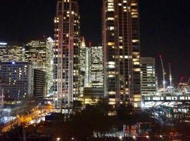 Canary Wharf Flat