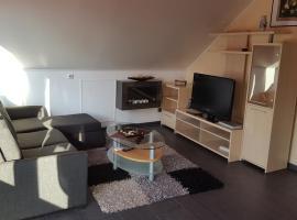 Elegantes Apartment, Wendelstein (Feucht yakınında)