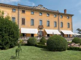 Villa Porro Pirelli, Индуно-Олона