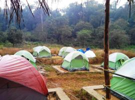 Camping In Remote Coorg, Kurchi