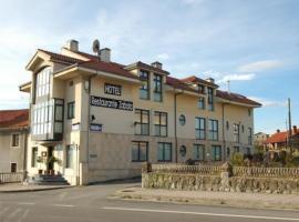 Hotel Zabala, Сантильяна-дель-Мар (рядом с городом Vispieres)