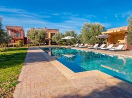 Villa Kristy, Marrakesz