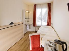 Hotel Beausite Budget, Интерлакен