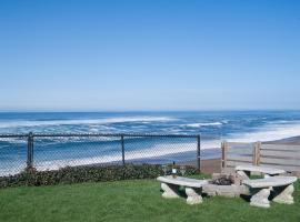 Oceanfront Solitude, Lincoln Beach