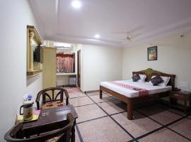 Hotel Adithya Central, Elūru (рядом с городом Bhīmadolu)