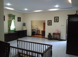 Villa Vamdi, Bogor