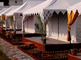 Tiger Valley Resorts by Nature Group, Sawāi Mādhopur (рядом с городом Jaitpur)