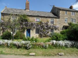 Damson Cottage, Lacock (Chippenham yakınında)