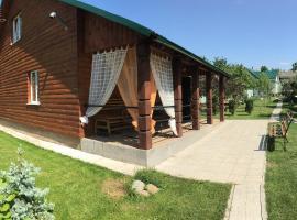 Guest House in Novogrudok, Navahrudak (Okhonovo yakınında)