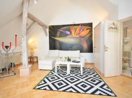 Art Studio Apartment.