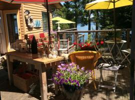 Seaside Retreat B & B, Fernwood