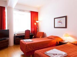 Hotel Aada, Йоэнсуу (рядом с городом Kontioniemi)