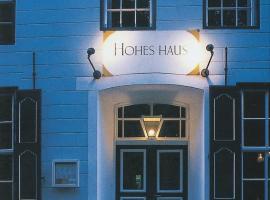 Hohes Haus