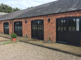 The Stables at Whaplode Manor, Holbeach (рядом с городом Spalding)