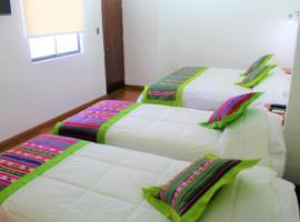Hotel Samaña, Arica