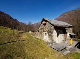 Tenuta al Todesc, Maggia (Moghegno yakınında)