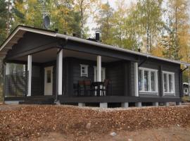 Karelian Country Cottages, Rastinniemi (рядом с городом Malila)
