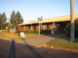 Country Road Motel St Arnaud, Saint Arnaud (Wedderburn yakınında)