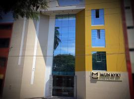 Munayki Hotel, Такна