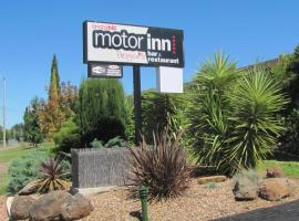 Bristol Hill Motor Inn & Peppa's Licensed Restaurant, Maryborough