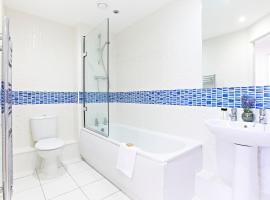 Borehamwood - Luxury 2 bed 2 bath apartment, Борехамвуд (рядом с городом Radlett)