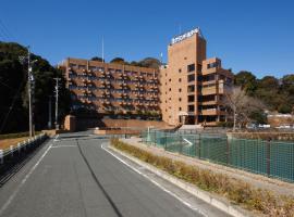 Toyokawa Grand Hotel, Toyokawa (Goyuchō yakınında)