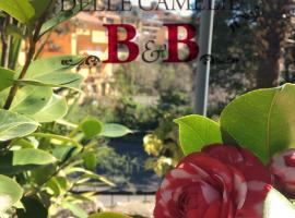 B&B Il Giardino delle Camelie, Palestrina (Berdekatan Castel San Pietro Romano)