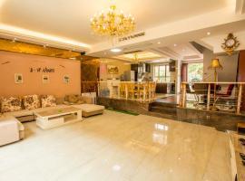 Qingyuangaojiu Hui Yufeng Spa Fashion Villa, Qingyuan (Sankeng yakınında)