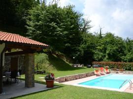 Villa Sella, Pescaglia (Lucese yakınında)