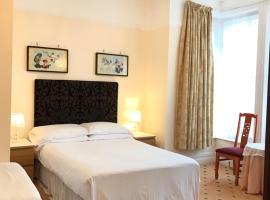 Churchills Hotel, Heistingsas