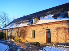 Pierres d'evasions 4 chambres 8 personnes CHIMAY, Seloignes (Chimay yakınında)