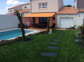 La Maison de Pomone, Arces-sur-Gironde