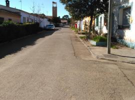 """Casa Rural """"Los Pinos"""", Valmuel (Alborge yakınında)"""