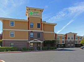 Extended Stay America - Sacramento - Elk Grove, Elk Grove (in de buurt van Freeport)