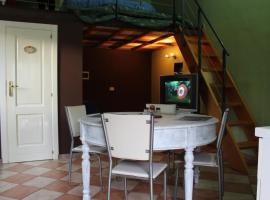 Monolocale Casa D'arte, Tocco da Casauria (Torre de' Passeri yakınında)
