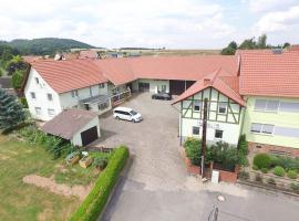 landpension-dette, Berlingerode (Heilbad Heiligenstadt yakınında)