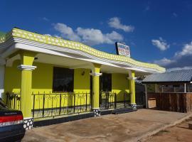 American Green Lodge, Dodoma (рядом с регионом Mpwapwa)