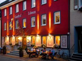 Gasthaus Löwen, Tuttlingen (Geisingen yakınında)