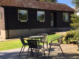 Creity Hall Chalet, Stirling