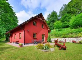 Apartmánový domek Pod Ucháčem, Velké Losiny (Pusté Žibřidovice yakınında)