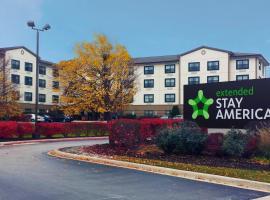 Extended Stay America - Chicago - Elmhurst - O'Hare, Elmhurst