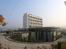 Dalian DaHeGuan 2nd Phase Mountain View Pavillion Spring Hotel