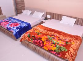 Hotel Amar Palace, Ābu Road (рядом с городом Pindwāra)